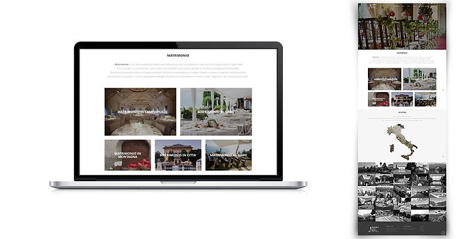 Fiorira una Festa website