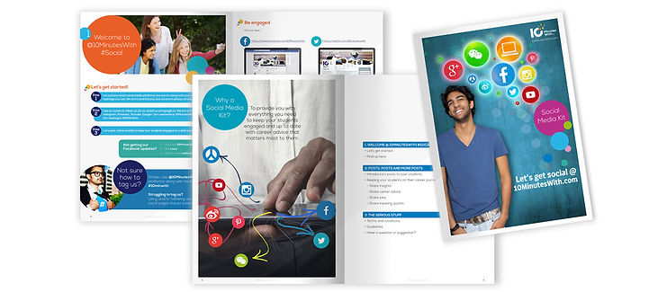 10 Minutes With... brochure