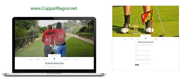 Coppa il Ragno website