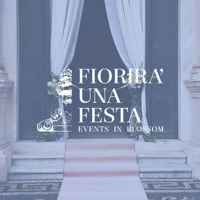 Fiorira' una Festa is a group of professionals highly qualified in the realization of events and unforgettable weddings