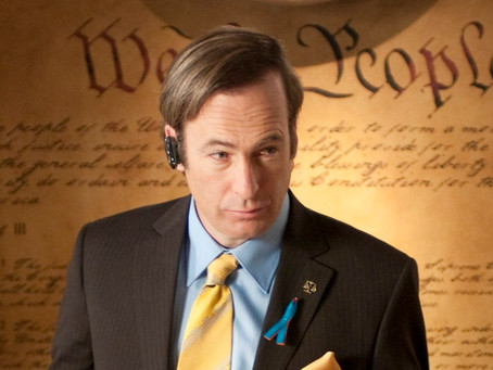 The Loveable Saul Goodman