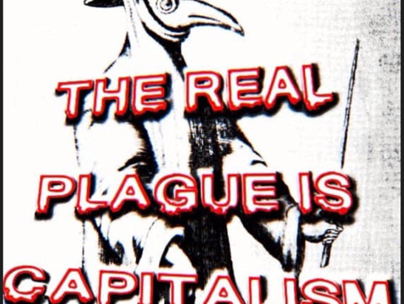 On the Plague of Neoliberal Capitalism