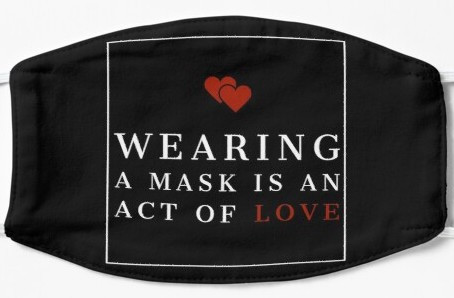 Wearing a Mask as an Act of Love