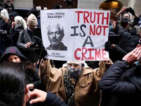 Julian Assange v. Power Elite