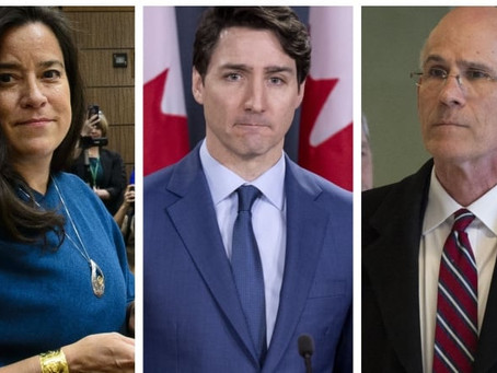 Jody Wilson-Raybould and Obstruction of Justice