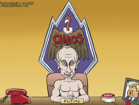 Putin, COVID-19 and Autocracy