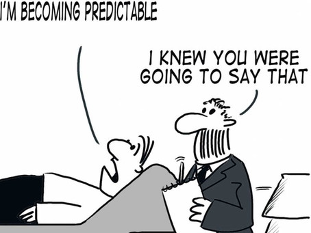 Humans as Predicting and Predictable Machines