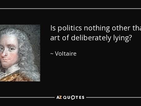 On Lying and Politics