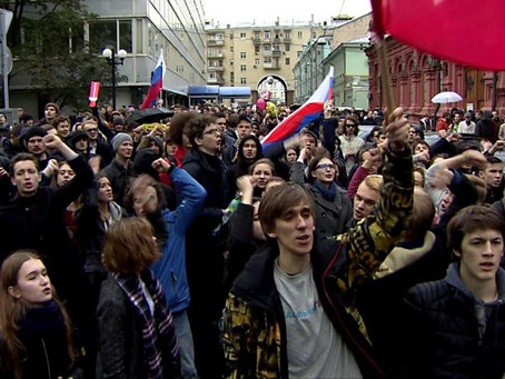 Putin Protests