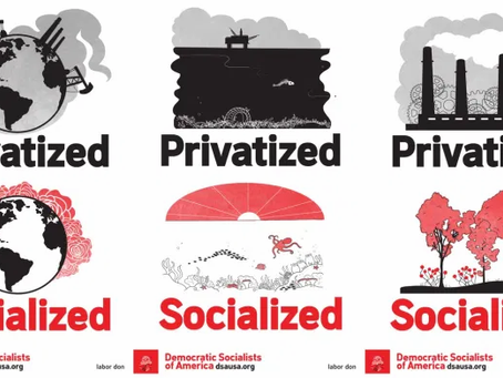 On Capitalism, Neoliberalism, and Democratic Eco-Socialism.
