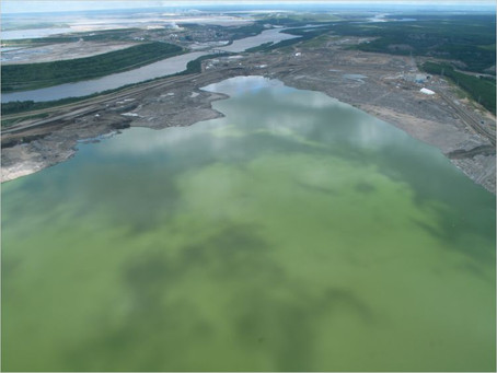 Industry Propaganda On Toxic Tailings Ponds