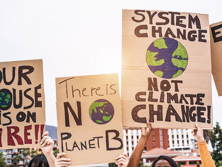 On Philosophy, Politics and Climate Change