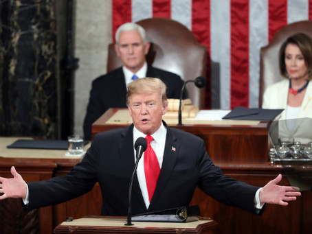 On Trump's 2nd State of the Union Address