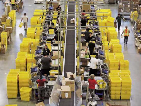 The Amazon Workplace: Planned Worker Obsolescence