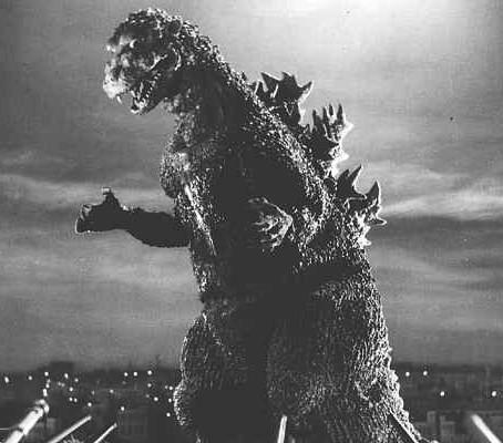 O que o Godzilla representa para o Japão?