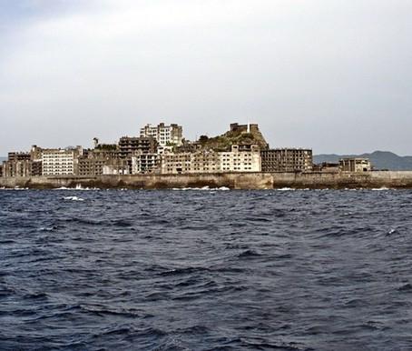 Hashima: conheça essa misteriosa ilha do Japão