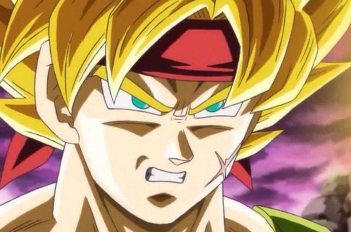 Na imagem, Bardock, pai de Goku
