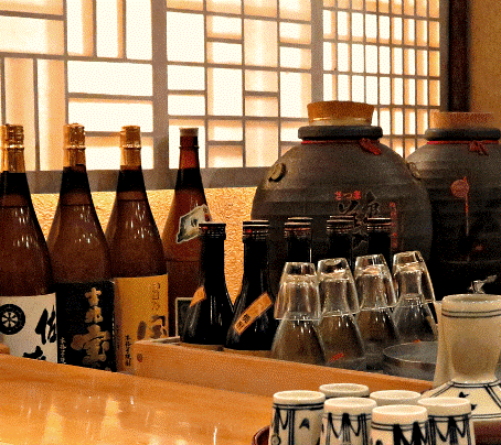 Shochu, a bebida destilada mais vendida no mundo