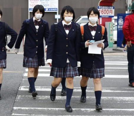 Por que os japoneses usam máscaras cirúrgicas?