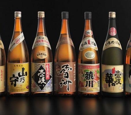 A diversidade de bebidas no Japão