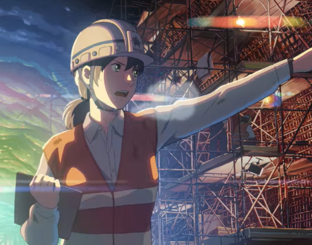 O novo anime de Makoto Shinkai é lindo e parcialmente ambientado em Cingapura