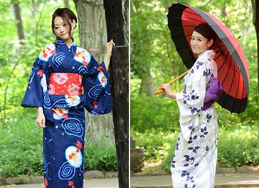 Kimono e Yukata – Qual a diferença?