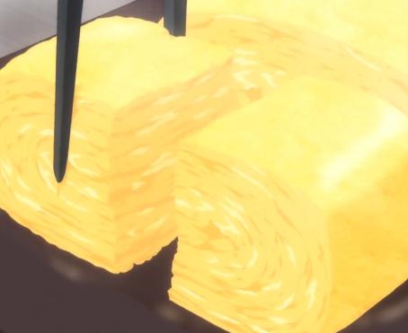 Dashimaki é mais do que um omelete