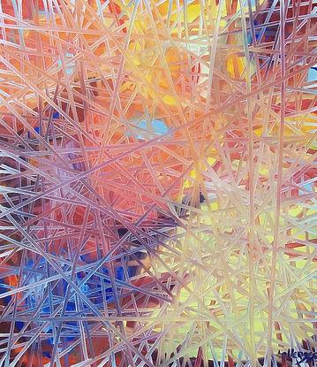 Bonnard Weave, No. 9 (Peaches and Raisin