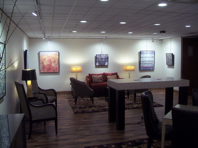 OSU Faculty Club Gallery