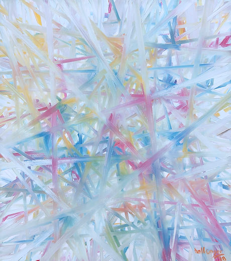 Pousette Dart Weave (White Amaranth)