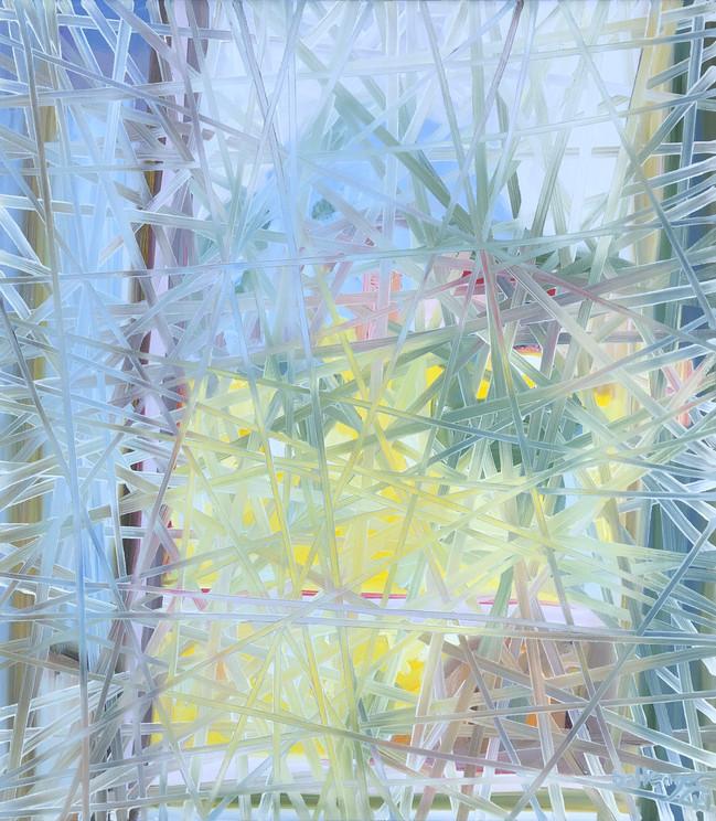 Bonnard Weave, No. 4 (The Small Window)     2014