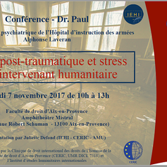 Interview de Dr Paul en ligne!