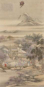 清  冷枚  春夜宴桃李園圖-1.jpg