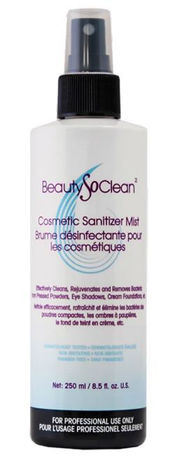 Beauty So Clean Brume Desinfectante Cosmétique / Beauty So Clean Sanitizer Mist
