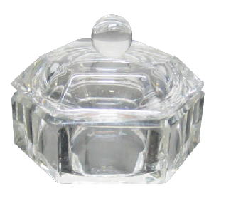 Pot en Cristal / Crystal Pot