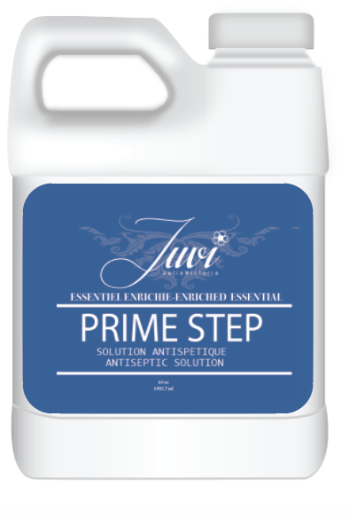 Prime Step Solution Antiseptique / Prime Step Antiseptic Solution