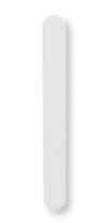 Spatule en Plastique Blanche (5) / Plastic Spatula White (5)