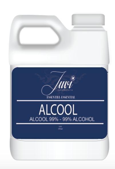 99% Alcool / 99% Alcohol
