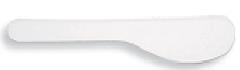 Spatule Extrémité Transparente Grand (12) / Transparent Spatula Large