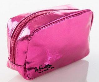 Pochette Cosmétique Lustre Rose / Cosmetic Bag Lustre Pink