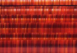 Fluo Mini Boites Rouge / Fluo Mini Boxes Red B.015