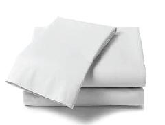 Drap Plat Coton Flanelle / Cotton Flannel Flat Sheet