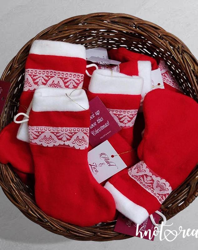 Stockings favors