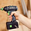 Thumbnail: Cordless Drill T 18+3 Li-Basic