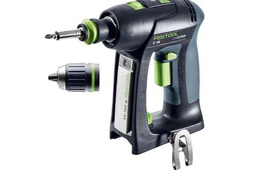 Cordless Drill C 18 Li-Basic