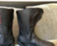 ブーツ 拡張