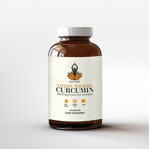 Natural Turmeric Curcumin