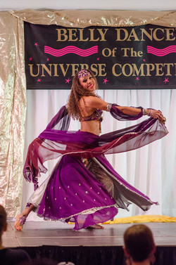 Belly Dancer of the Universe