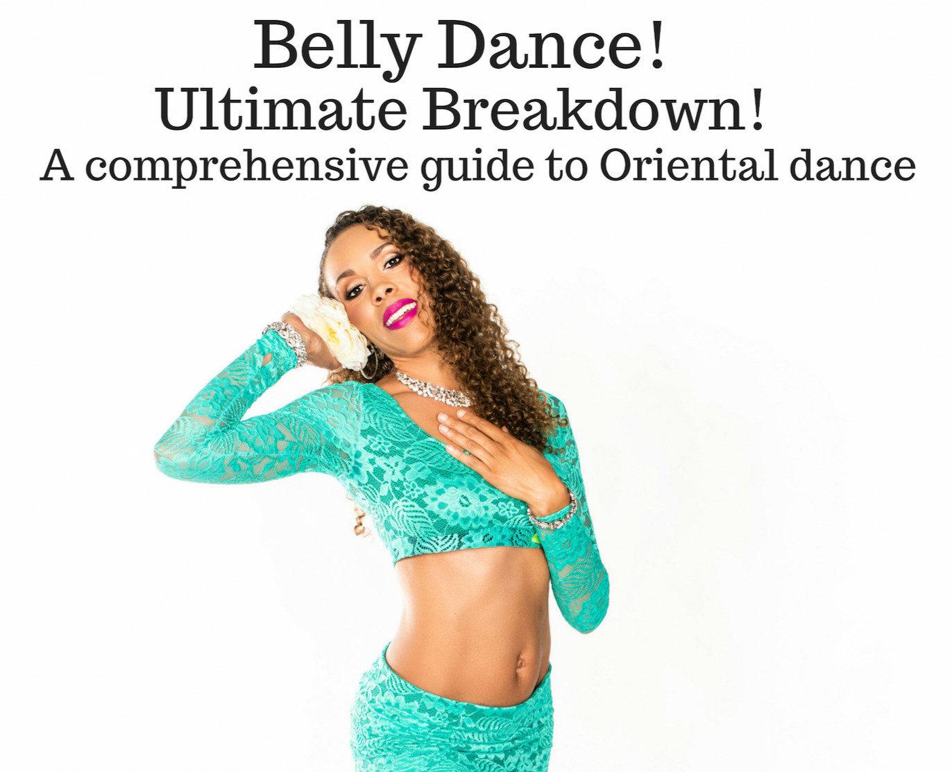 Belly dance Ultimate Breakdown series
