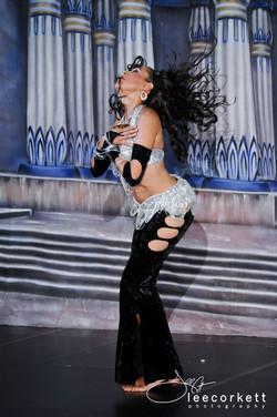 Georgia Michelle Belly Dancer
